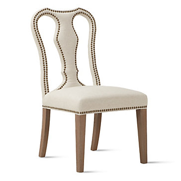 Savannah Side Chair | Quinn Collection Dining Room Inspiration | Dining  Room | Inspiration | Z Gallerie