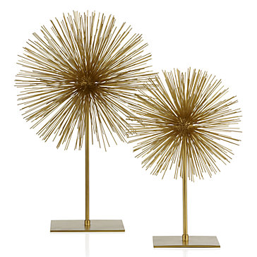 Scoppio Sphere On A Stand Centerpieces Collections Z