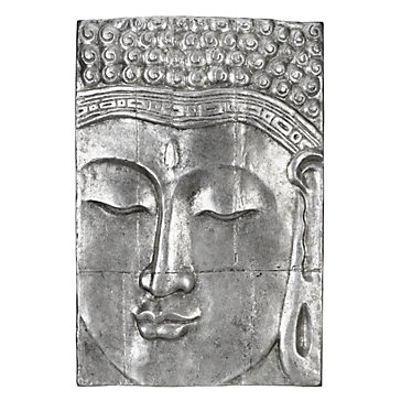 Serenity Buddha Panel Wall Decor Z Gallerie