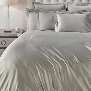 Solange Bedding - Fog Grey