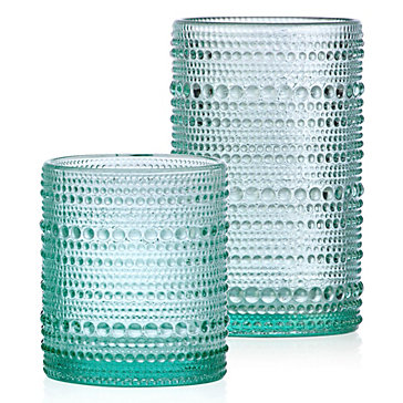 Sorrento Glassware - Sets of 4