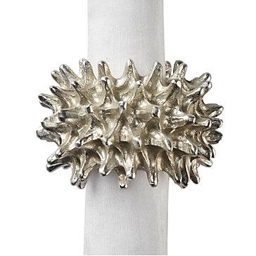 Stratus Napkin Ring - Set of 4