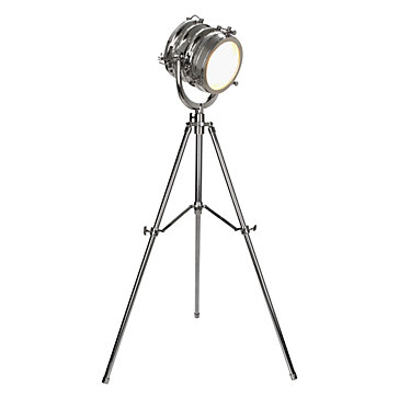Tripod Floor Lamp Chic Studio Floor Lamp Z Gallerie