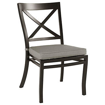Terza Outdoor Side Chair
