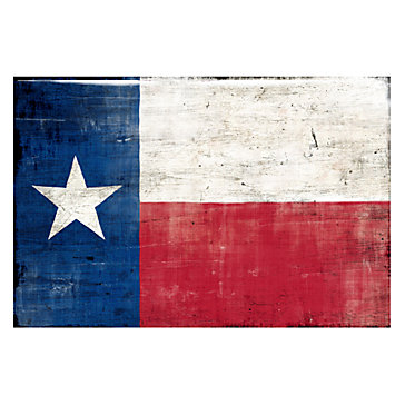 Texas Flag Glass Coat Destinations Amp Cityscapes Art