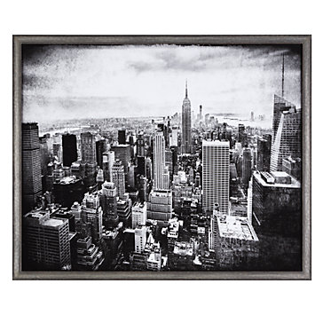 The City That Never Sleeps Black Amp White Art Art Z