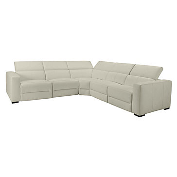Verona Sectional 5PC - Taupe