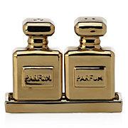 Parfum Salt And Pepper Shakers
