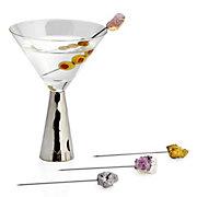 Aster Geode Cocktail Pick - Set of 4