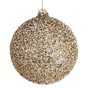 Ice Globe Ornament