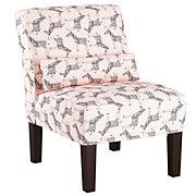 Zephyr Slipper Chair