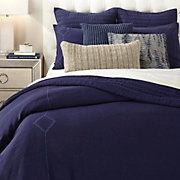 Claridge 8 Piece Bedding Set - Sapphire