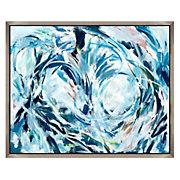 Blue Line - Original Art