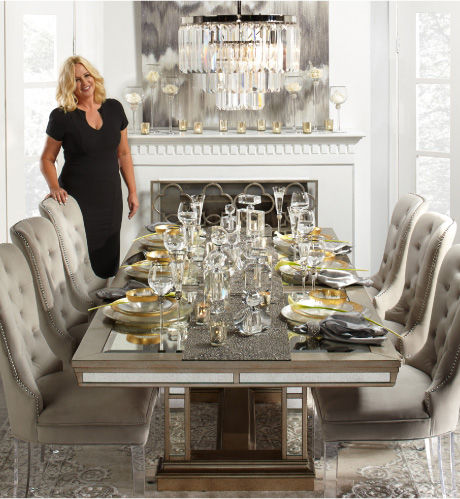 Kristin Banta helps you set your holiday table