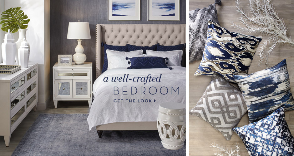 Chic Bedroom Furniture & Stylish Decor | Z Gallerie