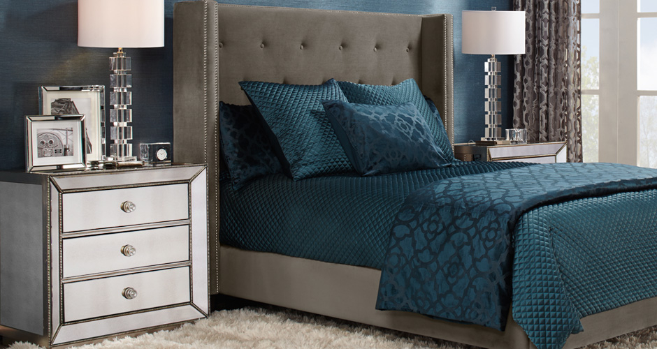 Nightstands Unique Stylish Bedroom Nightstands Z Gallerie