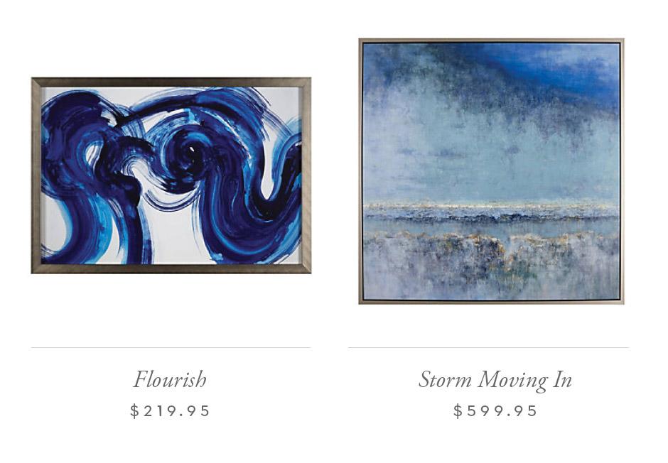 Visit Sapphire Themed Artwork