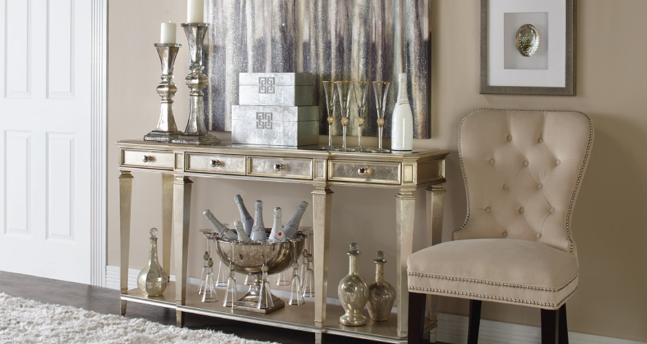 Entryway Inspiration Empire Console Table Z Gallerie