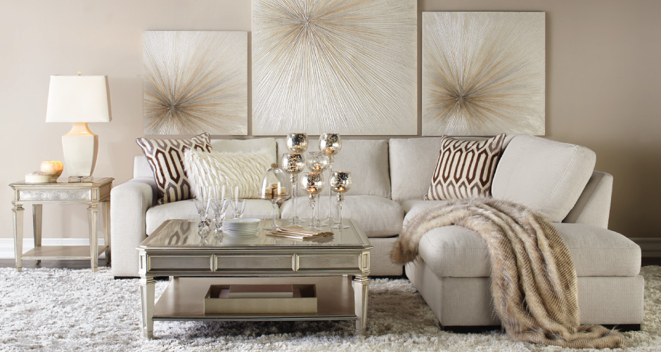 Living Room Ideas With Mirrors