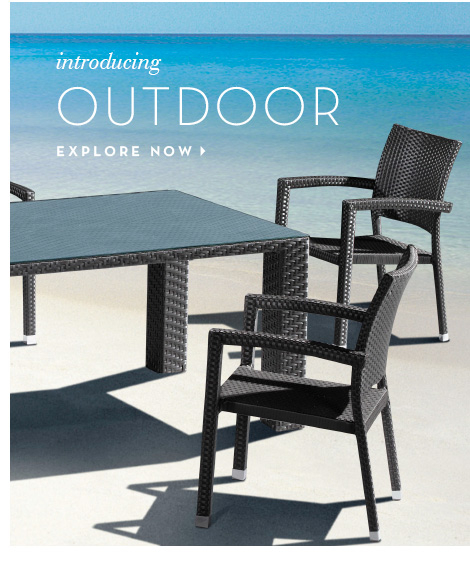 Introducing The Outdoor Collection. Explore Now
