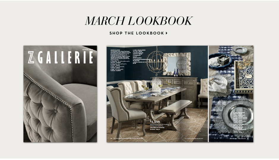 March Lookbook - View the new catalog