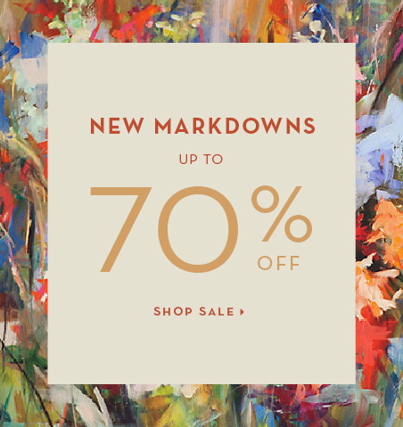 New Markdowns - Shop Sale