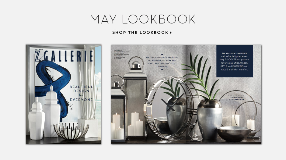 New: The May Lookbook