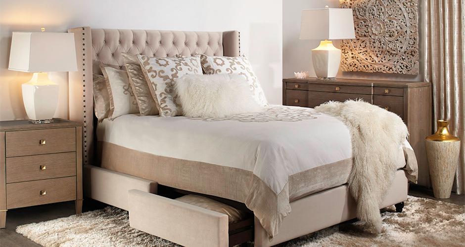 Roberto Storage Bed