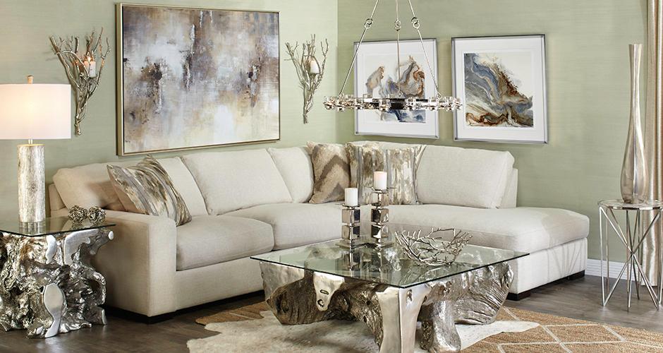 Del Mar Sequoia Natural Living Room Inspiration