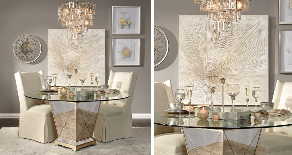 Borghese Victoria Dining Room Inspiration