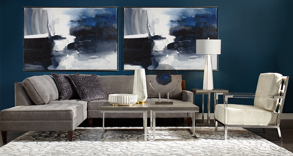 Vapor Jasper Living Room Inspiration