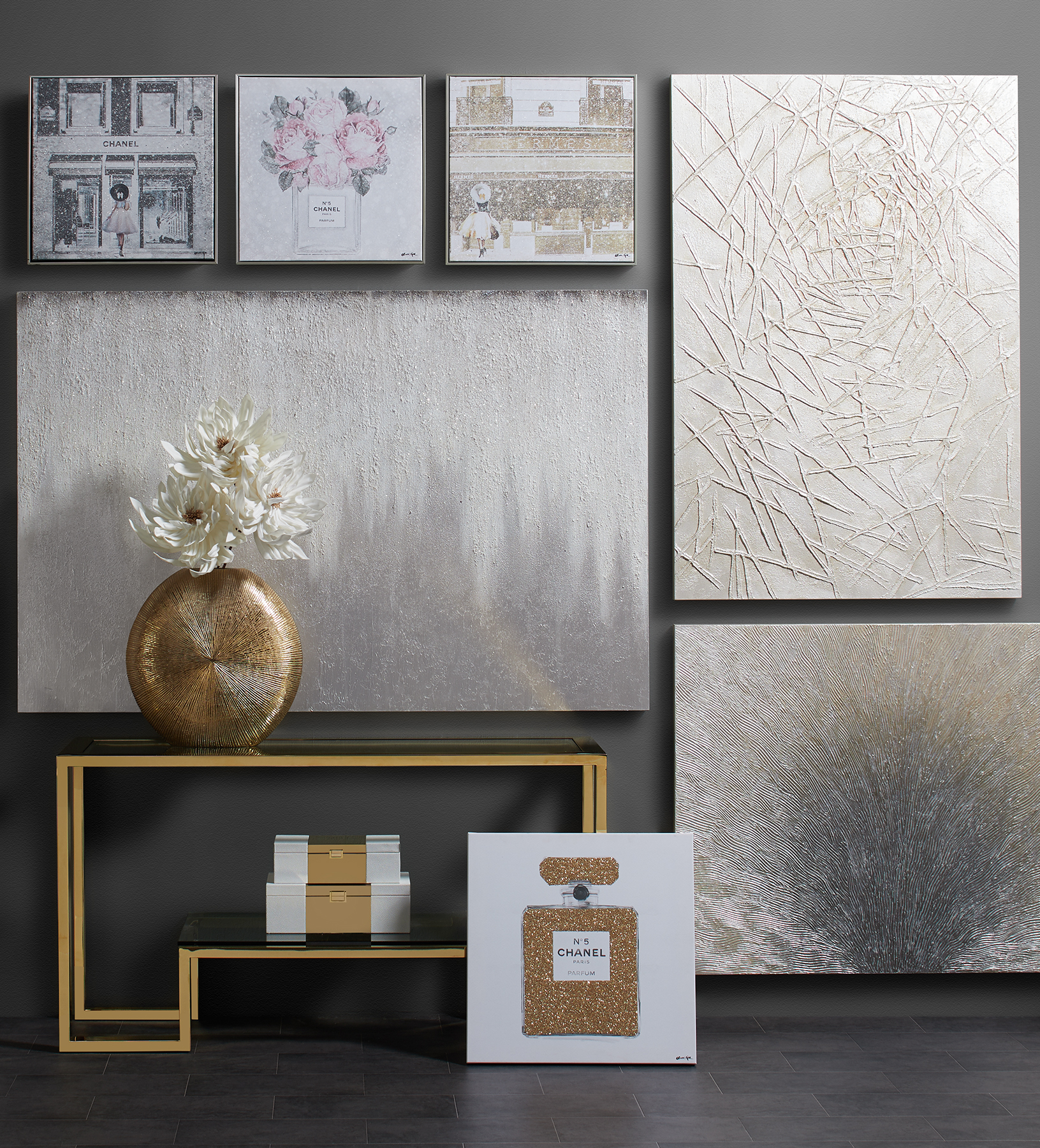 Wall Artwork Affordable Wall Art Z Gallerie