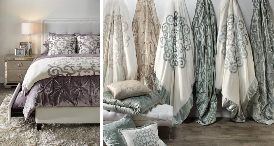Riley Amora Amethyst Bedroom Inspiration