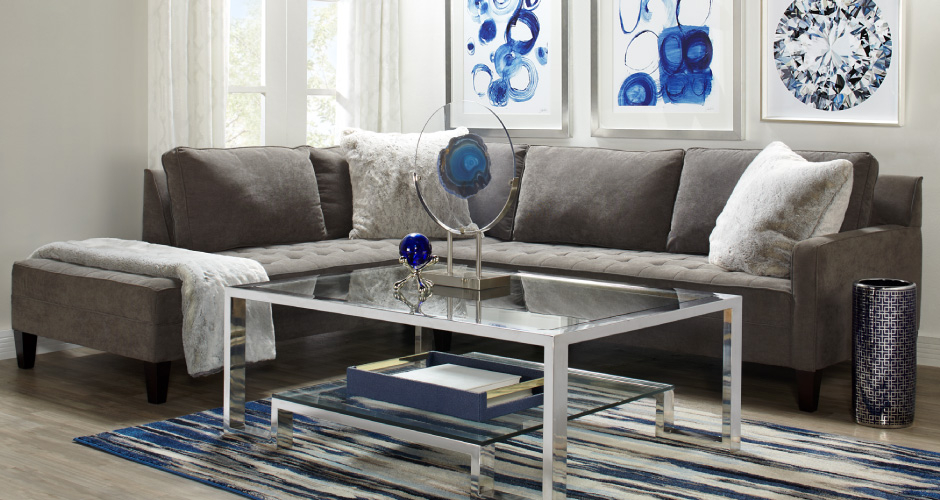 Awesome Sapphire Vapor Living Room Inspiration