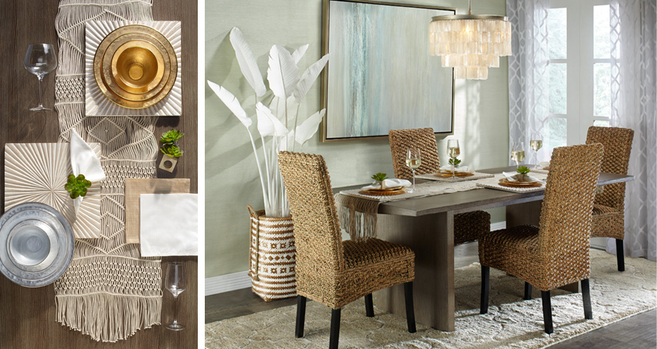 Paxton Hyacinth Dining Room Inspiration