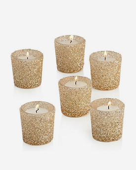 Bella Votive Set of 6