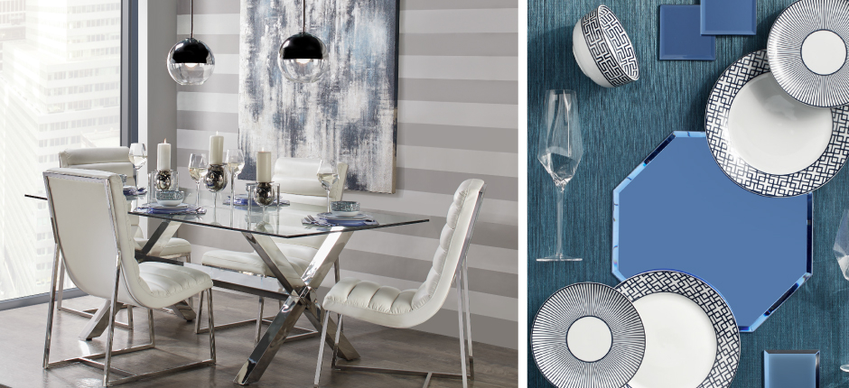 Axis Globe Dining Room Inspiration