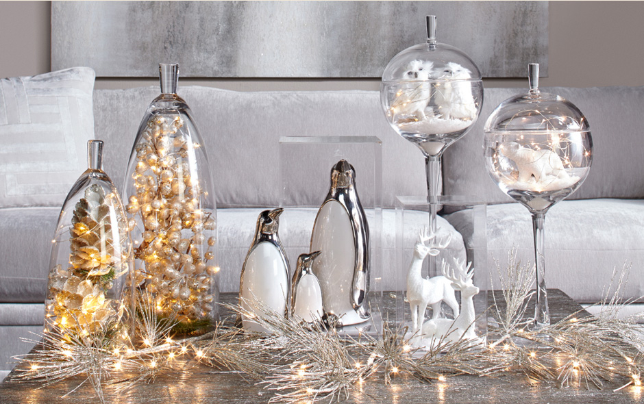 Holiday Home Decor From Z Gallerie