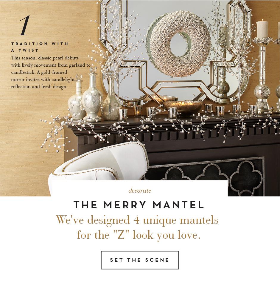 The Merry Mantel