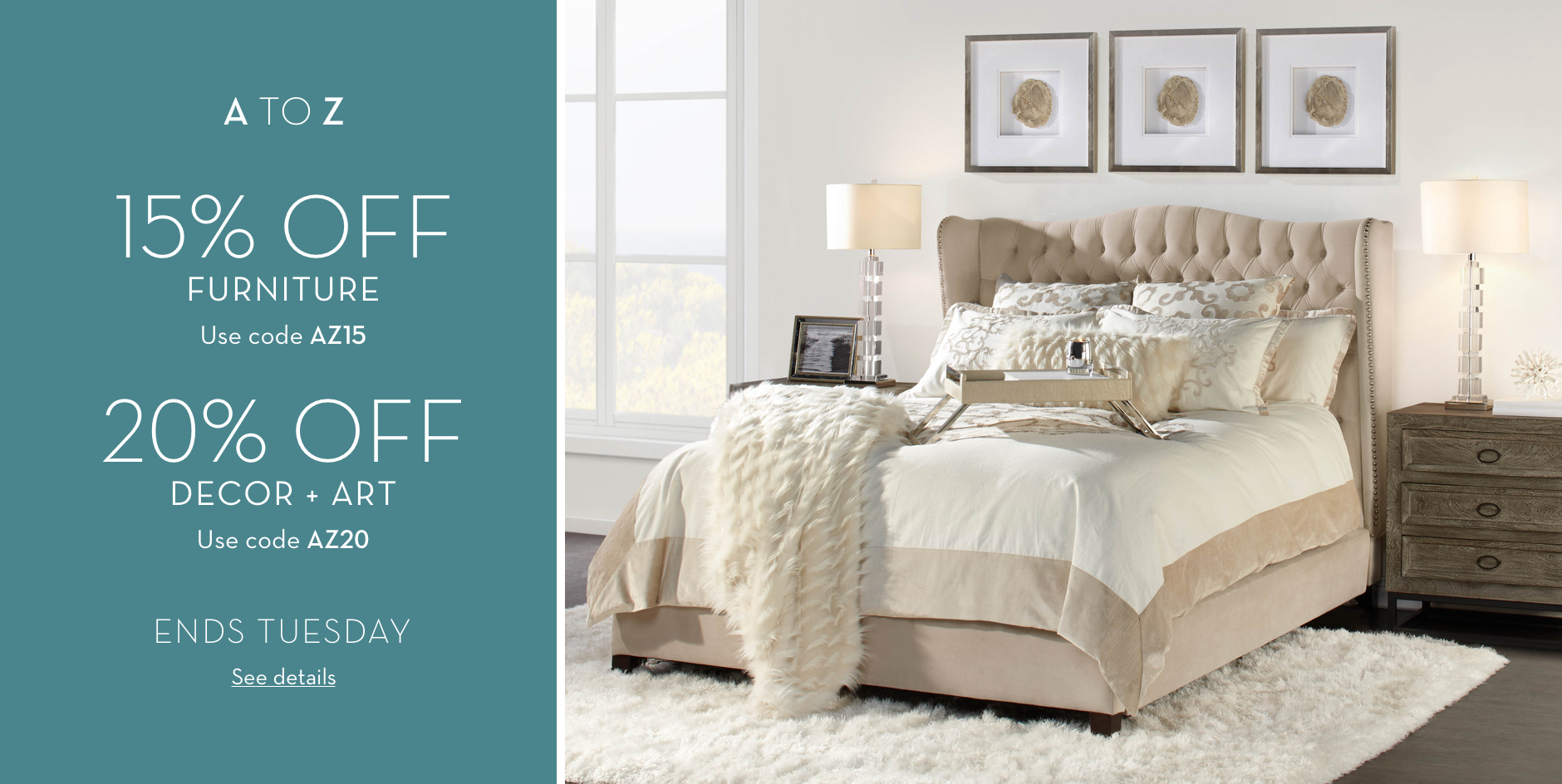 Labor Day Sale - Limited Time