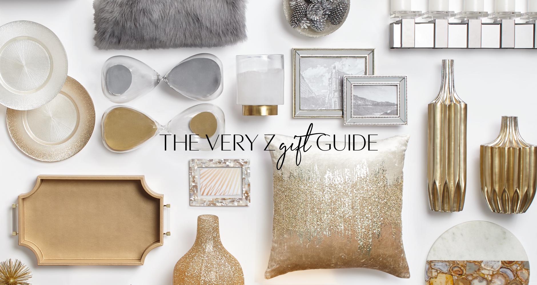 Z Gallerie Gift Guide
