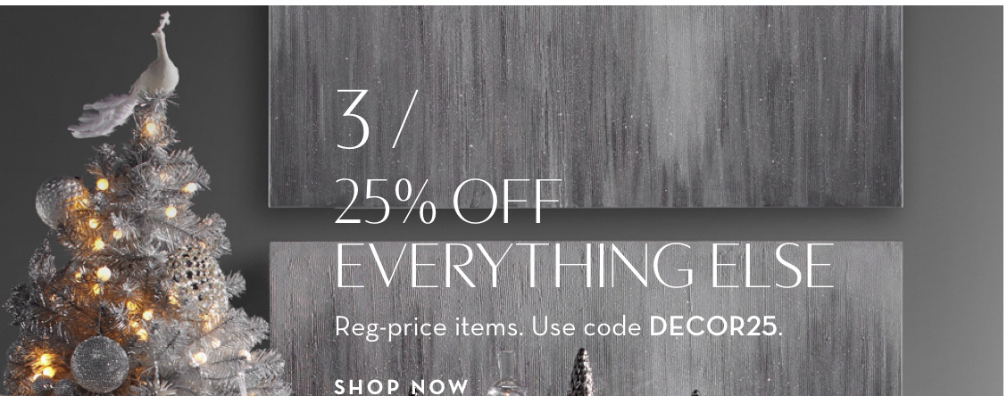 25% Off - Limited Time