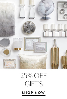 25% Off Gifts