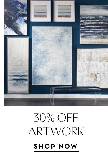 30% Off Artwork