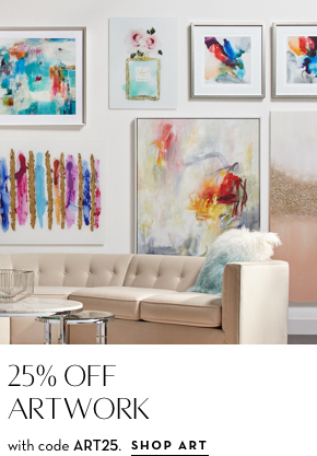 25% off Artwork