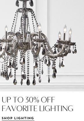30% off Favorite Lighting