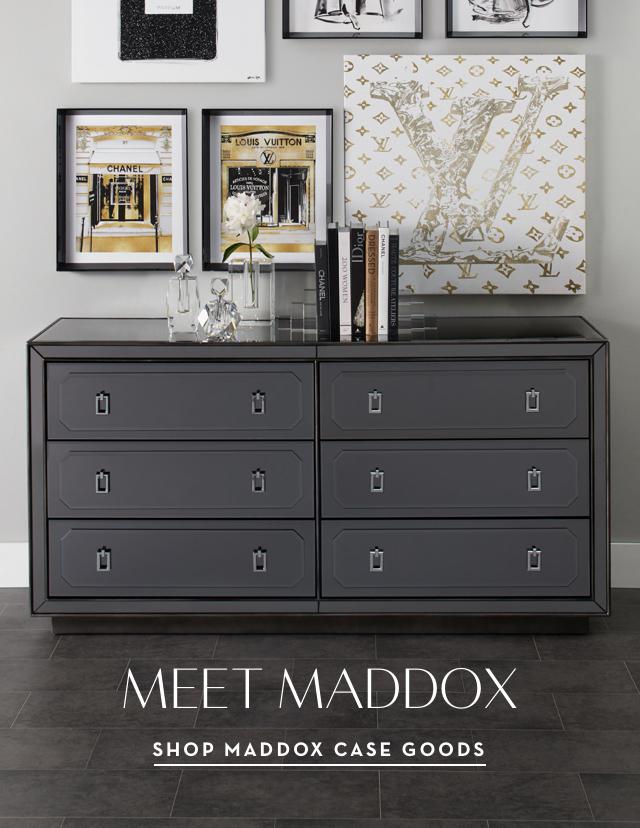 Shop Maddox Case Goods