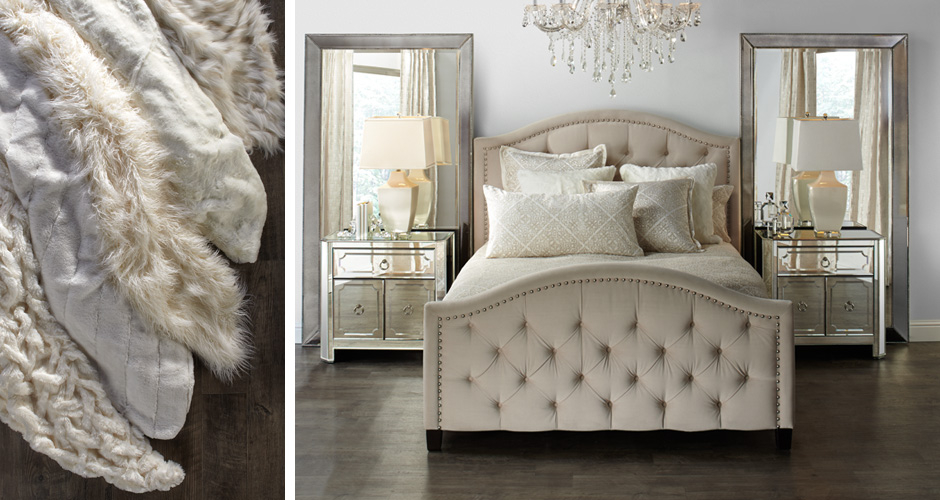 Nicolette Simplicity Bedroom Inspiration