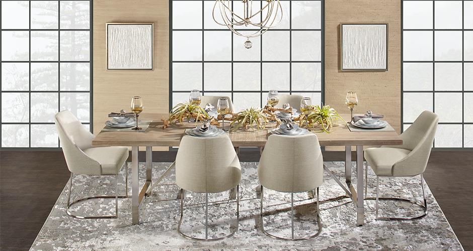 Lex Rowan Eclipse Dining Room Inspiration