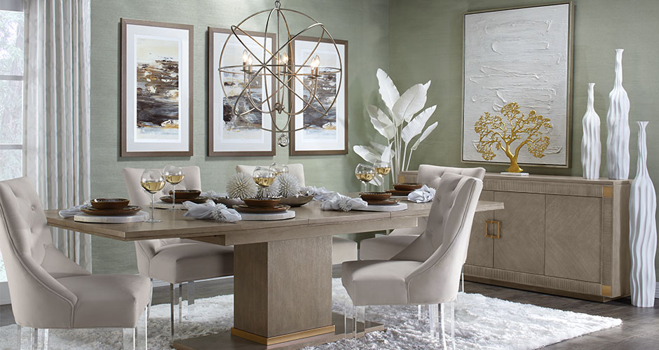 Relaxed Quinn Nottingham Room Inspiration Dining Table